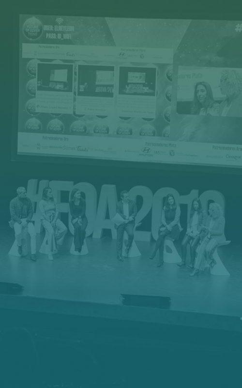 Escenario de evento FOA 2019