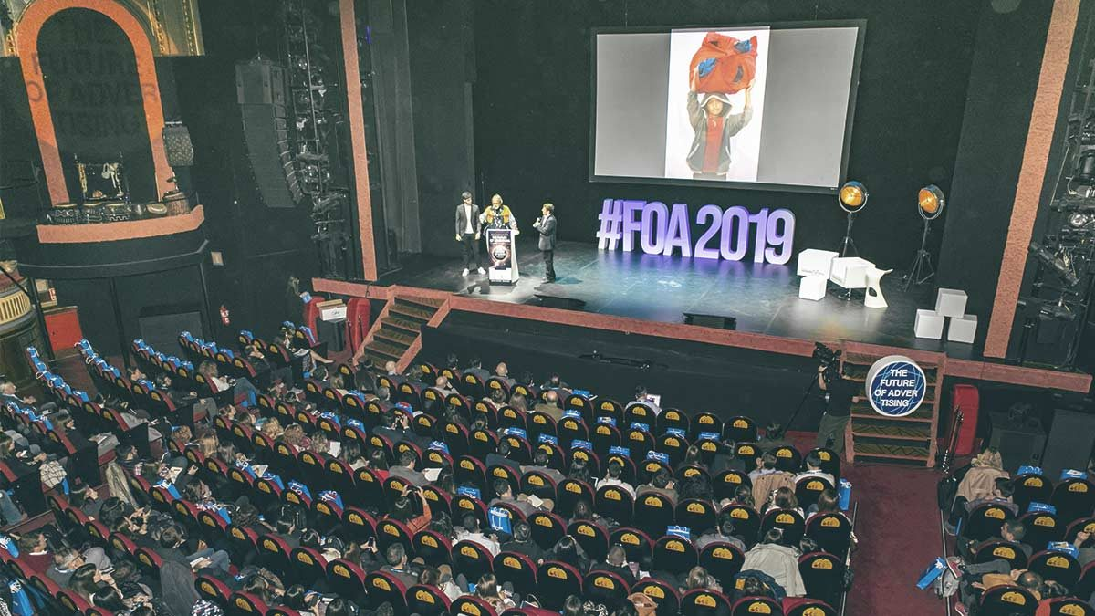 Evento FOA Madrid 2019